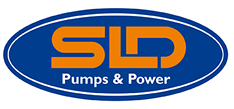 SLD Pumps and Power Logo