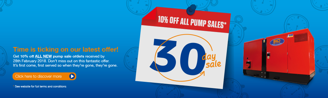30 Day Sale