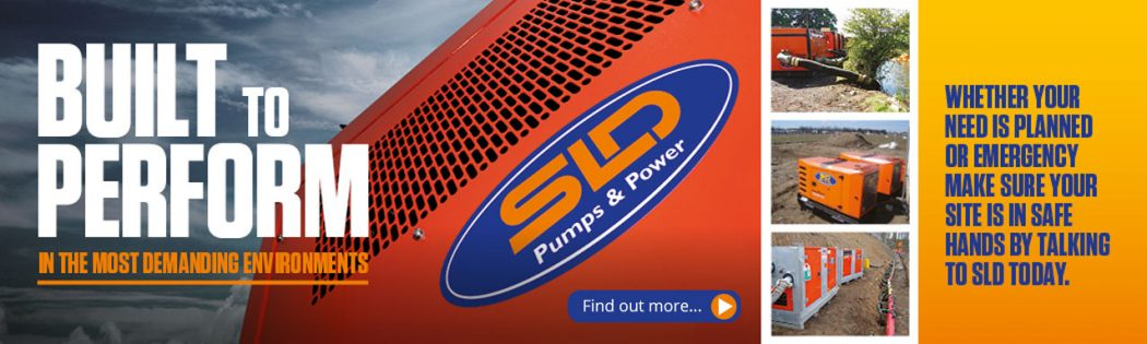 SLD Pumps & Power - Built to Perform
