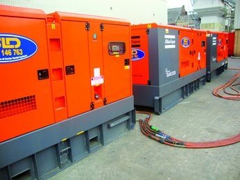 Diesel Generator Sizes